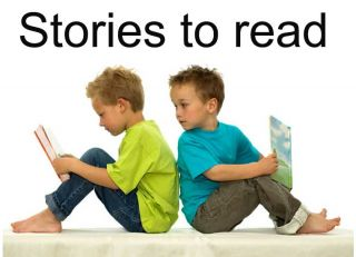 Stories To Read